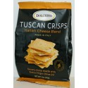 Tuscan Italian Cheese Blend  Crisps 30g. Pouch