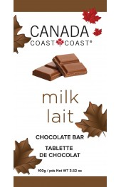 Milk Chocolate 100g.