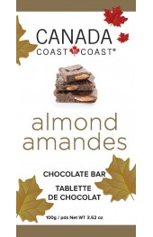 Almonds in Milk Chocolate 100g