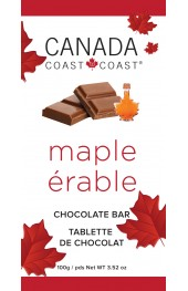 Maple Milk Chocolate 100g