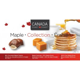C2C Maple Collection  260g. Maple Creams, Caramels, Syrup