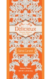 Delicieux  Salted Caramel Cocoa 35g.