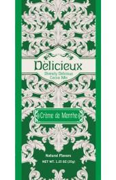 Delicieux  Creme de Menthe  Cocoa 35g.