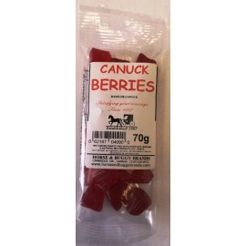 Canuck Berries  70g.