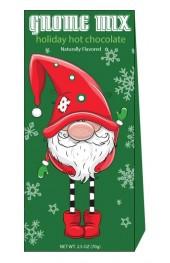 Gnome Mix Hot Cocoa  2pk. 70g. Triangle Box