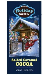 Salted Caramel Cocoa 35g.