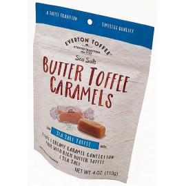 Original Soft Toffee Sea Salt and Butter Caramels  113g. Pouch