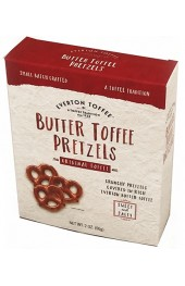 Butter Toffee Pretzel Twists  56g. Box