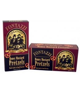 Honey Mustard Pretzels  170g