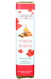 C2C Maple Milk Chocolate Bar 42.5g.