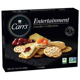 Carr's Entertainment Assorted Crackers 300g.
