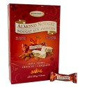 Crunchy Maple Almond Nougat 130g. Box