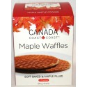 Soft Baked Maple Filled Waffle Cookies  264g.