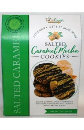 Salted Caramel Mocha Cookies  142g