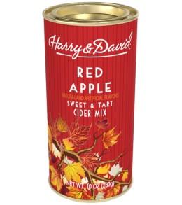 HARRY & DAVID RED APPLE CIDER 283G