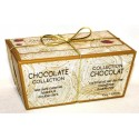 C2C Assorted Chocolates  Truffles  10pc.- 100g. Ballotin Box