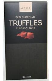 Dark Truffles 100g. Box