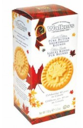 Walkers 40th Anniversary Shortbread Rounds  150g.