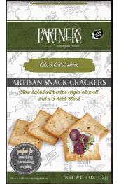 Partners All Natural Olive Oil and  Herbs  114g