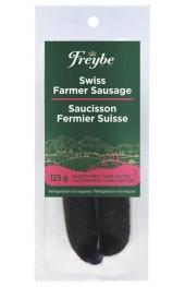 Swiss Farmer Sausage  125g.