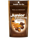 Juniors Chocolate Covered Caramels  127g