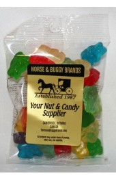 Colourful Gummy Bears 125g.