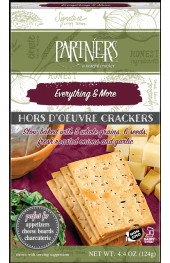 Everything & More  Hors D'Oeuvre Cracker  142g.