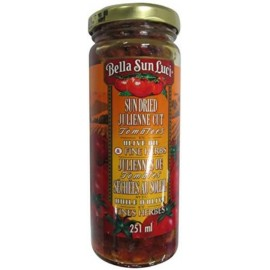 Sun Dried Tomatos in Olive Oil & Herbs  251ml.