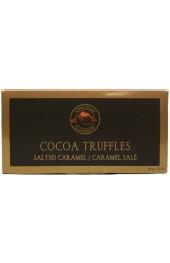 Chocolat Classique Salted Caramel  Cocoa Truffles  34g. Brown  Horizonal Box.