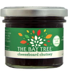 The Bay Tree Cheeseboard Chutney  105gr.