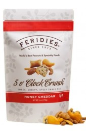 Feridies 5 O'Clock Crunch  170g re-seal Stand Up Bag