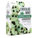 Chocolate Mint Super Chunk Cookies  227g.