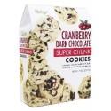 Cranberry Dark Chocolate Super Chunk Cookies  227g.