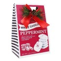 White Chocolate Peppermint Squares  170g.