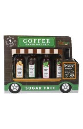 Coffee Syrup Gift Box  4x42.5g Bottles