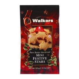 Holiday Stars  125g. Bag