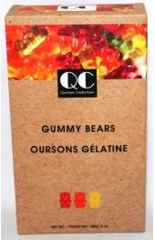 QC Gummy Bears  125g. Box