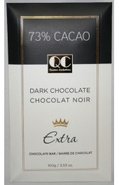QC Dark 73% Chocolate Bars 100g. Envelope Box