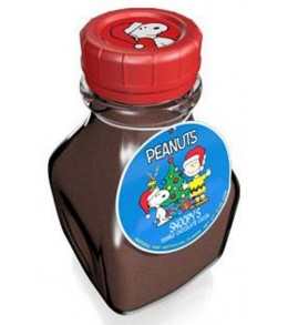 Snoopy & Charlie Brown Cocoa Jar 354g.