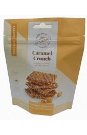 CARAMEL POPCORN CARAMEL CRUNCH  90G. POUCH 20/CASE