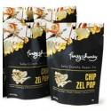 Funky Chunky 2oz. Chip-Zel Popcorn & Potato Chips - Pouch 56g.