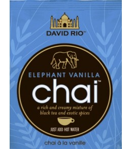 Elephant Vanilla- 28g. Single Serve