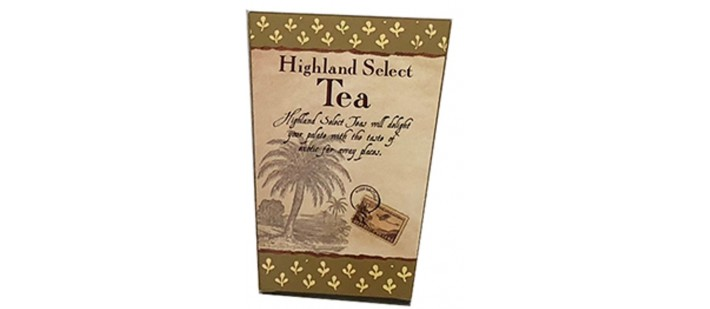 Ernest Hemingway Tea