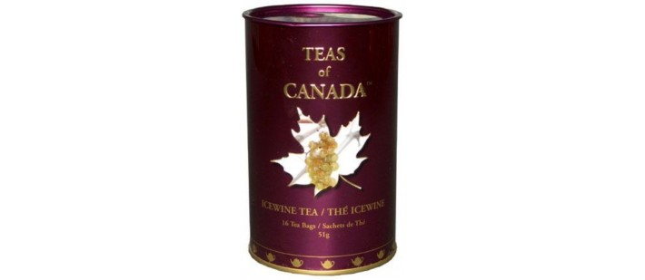 Metropolitan - Teas of Canada - 16 Bag Tin