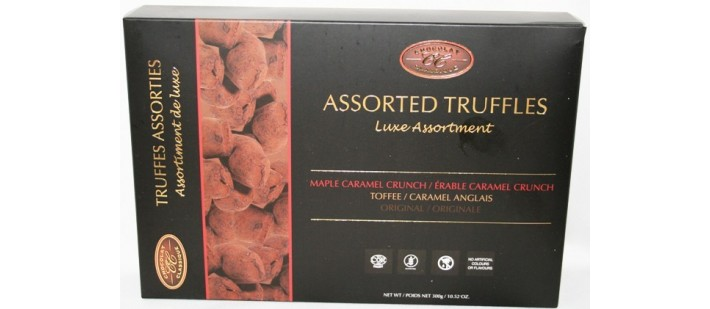 Classique Fine French Truffles  and Chocolates