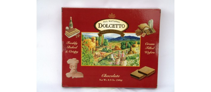 Dolcetto Squares 180g