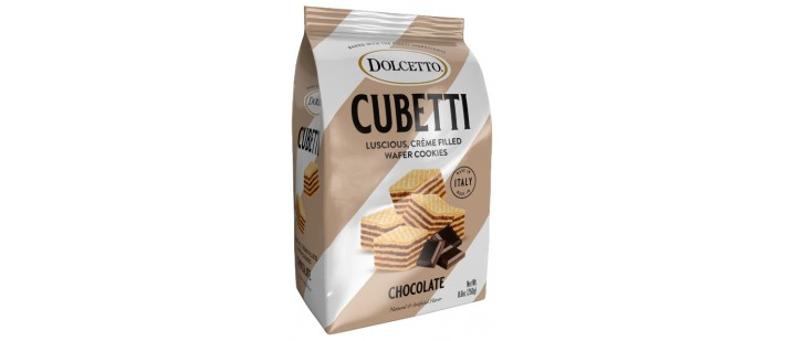 Dolcetto Cubetti Wafer Cookies